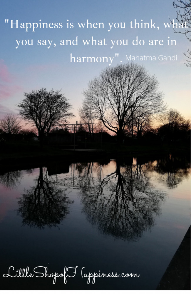 Inspiration Famous Quotes - In Harmony